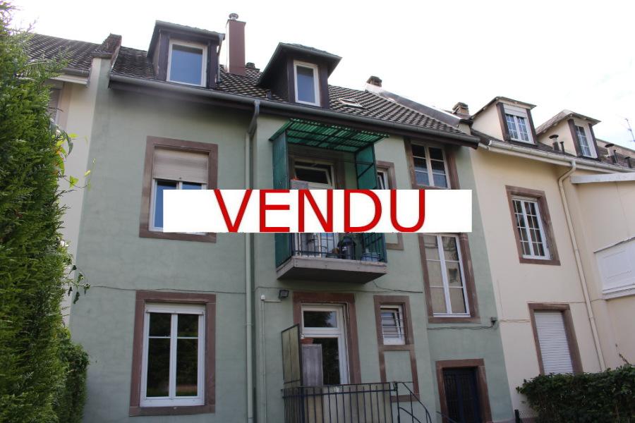 Francis fischer immobilier vendre a louer - Garage strasbourg neudorf ...